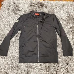 Kid's Puma Ferrari Collection Zip-up Jacket size S